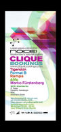 2011-09-28 - Noice! Podcast - Clique Bookings series.jpg