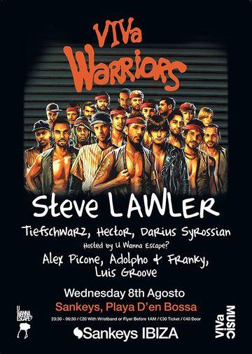 2012-08-08 - VIVa WaRRIORS, Sankeys.jpg