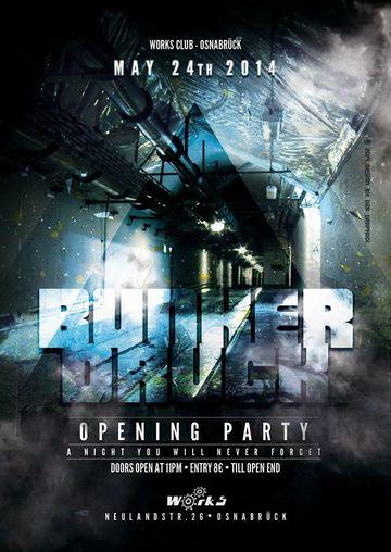 2014-05-24 - BunkerDruck Opening Party, Works -1.jpg