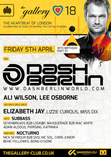 2013-04-05 - 18 Years The Gallery Part 01, Ministry Of Sound.jpg