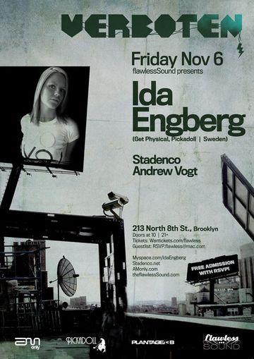 2009-11-06 - Ida Engberg @ Verboten, N8.jpg