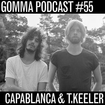 2011-09-13 - Capablanca & T.Keeler - Gomma Podcast 56.jpg