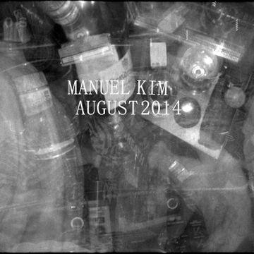 2014-08 - Manuel Kim - August DJ Charts Mix.jpg