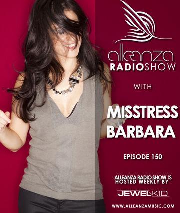 2014-11-07 - Misstress Barbara - Alleanza Radio Show 150.jpg