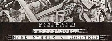 2014-11-21 - Manifesto - raw Culture 001, Duel Beat.jpg