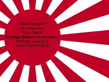 2010-10-23 - Santiago Salazar - Detroit Special, Radio Synapse.jpg