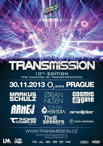2013-11-30 - Transmission - The Machine Of Transformation, O2 Arena.jpg
