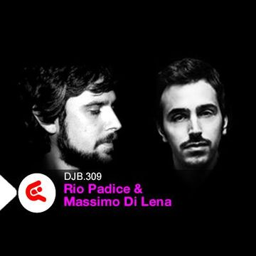 2014-05-19 - Rio Padice & Massimo Di Lena - DJBroadcast Podcast 309.jpg