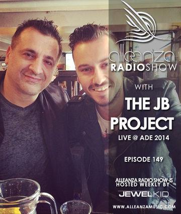 2014-10-31 - The JB Project - Alleanza Radio Show 149.jpg