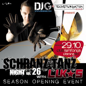 2011-10-29 - DJ Lukas @ Schranz Tanz Night Vol. 26, Club Simfonija.jpg