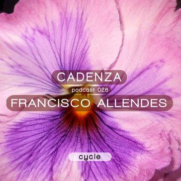 2012-06-27 - Francisco Allendes - Cadenza Podcast 026 - Cycle.jpg