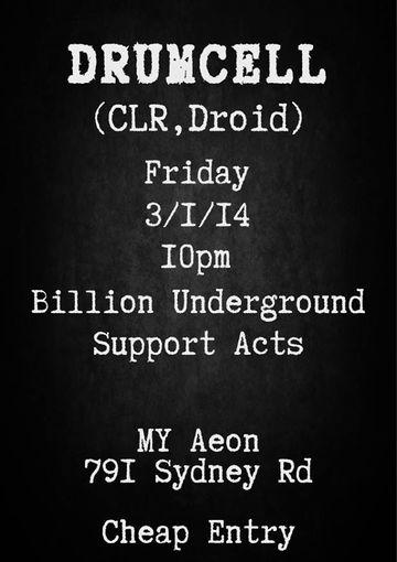 2014-01-03 - Billion Underground Drumcell Sideshow, My Aeon.jpg