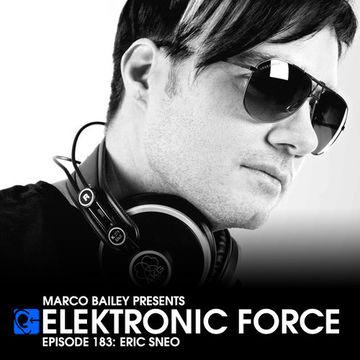2014-06-12 - Eric Sneo - Elektronic Force Podcast 183.jpg