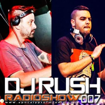 2014-08-21 - Dejan Milicevic, Jason Fernandes - Hours RadioShow 007, Apokalypto FM Radio.jpg