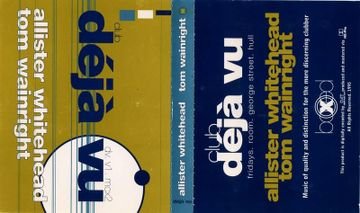1995 - Allister Whitehead, Tom Wainwright @ Deja Vu, Hall (Boxed95).jpg