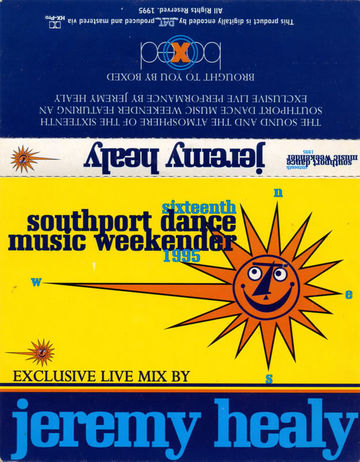 1995 - Jeremy Healy @ Sixteenth Southport Dance Music Weekender (Boxed95).jpg