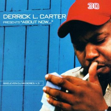 2002 - Derrick Carter - Sixeleven DJ Mixseries V.3.jpg