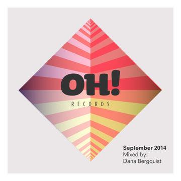 2014-09-21 - Dana Bergquist - Oh! Records Podcast (September 2014).jpg