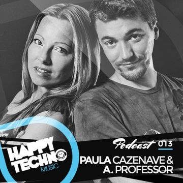 2014-09-24 - A. Professor vs Paula Cazenave - Happy Techno Music Podcast 013.jpg