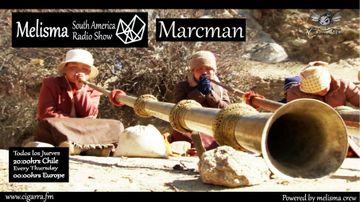 2013-03-28 - MarcMan - Melisma Radio Show, Cigarra FM.jpg