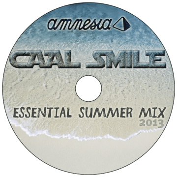2013-09-11 - Caal Smile - Amnesia Ibiza Essential Summer Mix.png