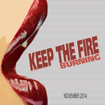2014-11-11 - P-SOL - Keep The Fire Burning.jpg