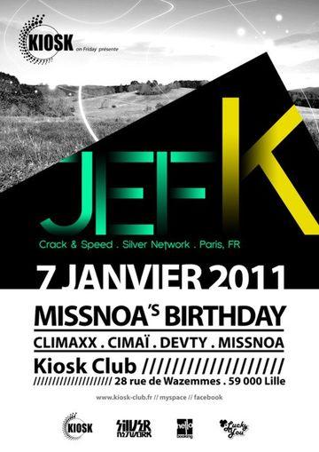 2011-01-07 - Missnoa's Birthday, Kiosk.jpg