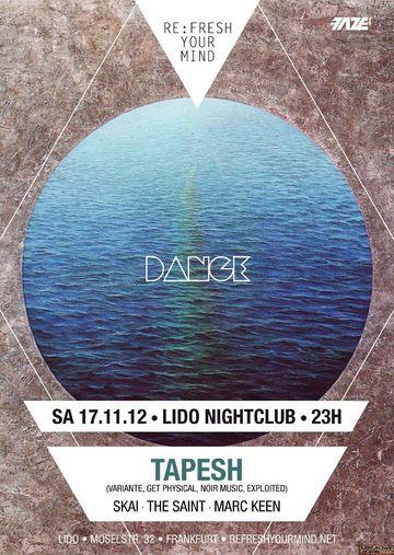 2012-11-17 - Refresh Your Mind - Dance, Lido Nightclub.jpg