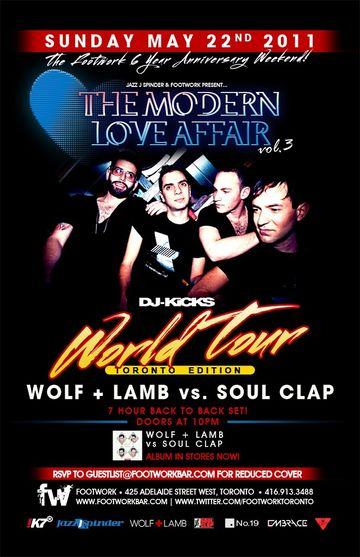 2011-05-22 - Wolf + Lamb vs Soul Clap @ The Modern Love Affair Vol.3, Footwork.jpg