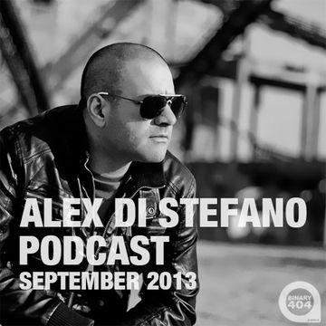 2013-09-23 - Alex Di Stefano - September Podcast.jpg