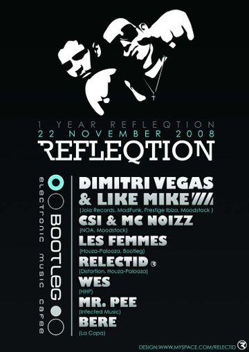 2008-11-22 - 1 Years Refleqtion, Bootleg.jpg