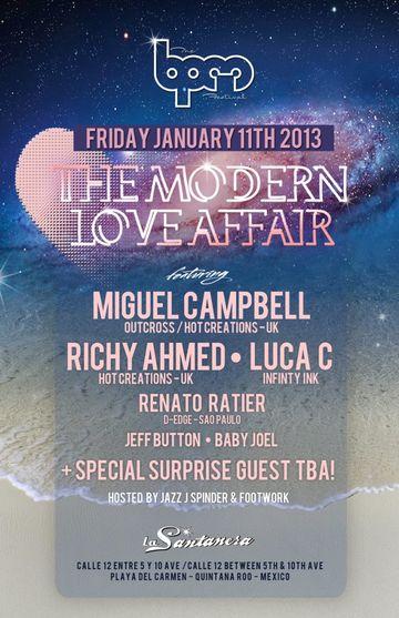 2013-01-11 - The Modern Love Affair, La Santanera, The BPM Festival.jpg