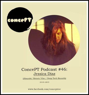 2013-01-23 - Jessica Diaz - ConcePT Podcast 46.jpg