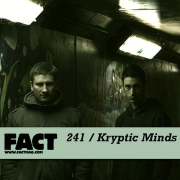 2011-04-21 - Kryptic Minds - FACT Mix 241.jpg
