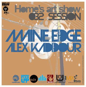 2011-05 - Amine Edge, Alex Kaddour - Home's Art Show 032.jpg