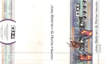 1998 - Joey Beltram, Richie Hawtin - Stars X2.jpg