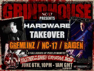 2010-06-06 - Hardware Takeover, Grindhouse, Bassjunkees Radio.png
