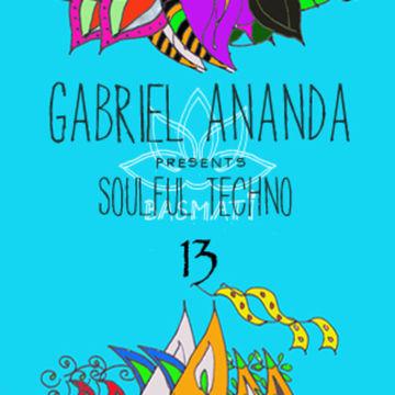 2013-11-19 - Gabriel Ananda - Soulful Techno 13, DI.FM.jpg