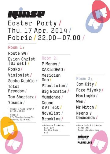 2014-04-17 - Rinse Easter Party, fabric.jpg