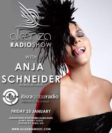 2013-01-25 - Anja Schneider - Alleanza Radio Show 58, Ibiza Global Radio.jpg