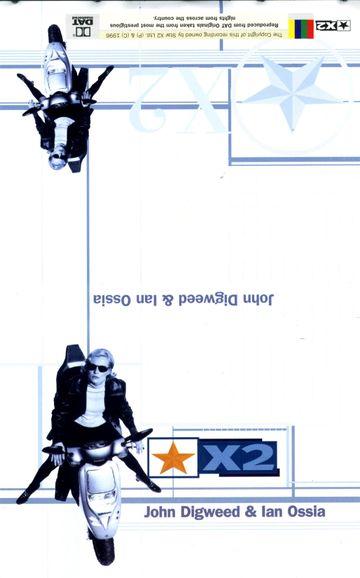 1996 - John Digweed, Ian Ossia - Stars X2.jpg