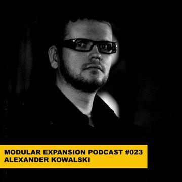 2014-05-10 - Alexander Kowalski - Modular Expansion Podcast 023.jpg
