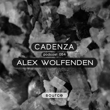 2013-03-06 - Alex Wolfenden - Cadenza Podcast 054 - Source.jpg