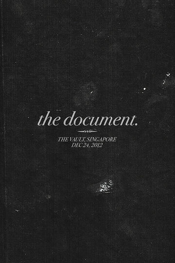 2012-12-24 - The Document, The Vault.jpg