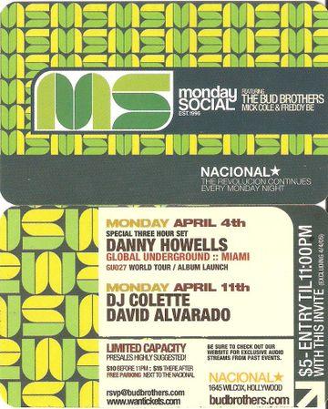 2005-04-04 - Danny Howells @ Monday Social, Hollywood.jpeg