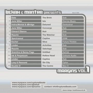 2009-03-16 - Bekah & Mantra - Margins Vol.1 (Promo Mix).jpg