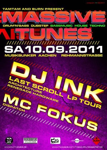 2011-09-10 - Massive Tunes, Musikbunker, Aachen.jpg