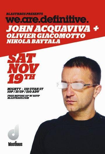2011-11-19 - John Acquaviva @ We.Are.Definitive, Mighty.jpg