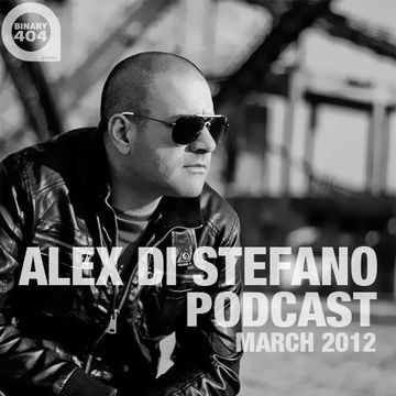 2012-03-04 - Alex Di Stefano - March Podcast.jpg