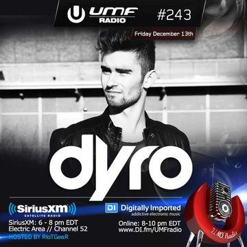2013-12-13 - Dyro - UMF Radio 243.jpg